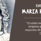 Entrevista María Rodríguez