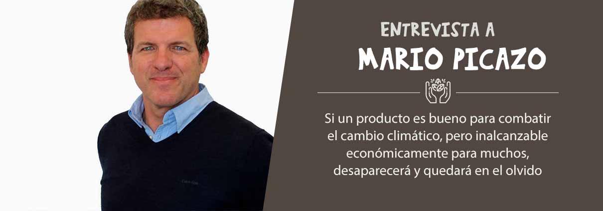 Entrevista a Mario Picazo