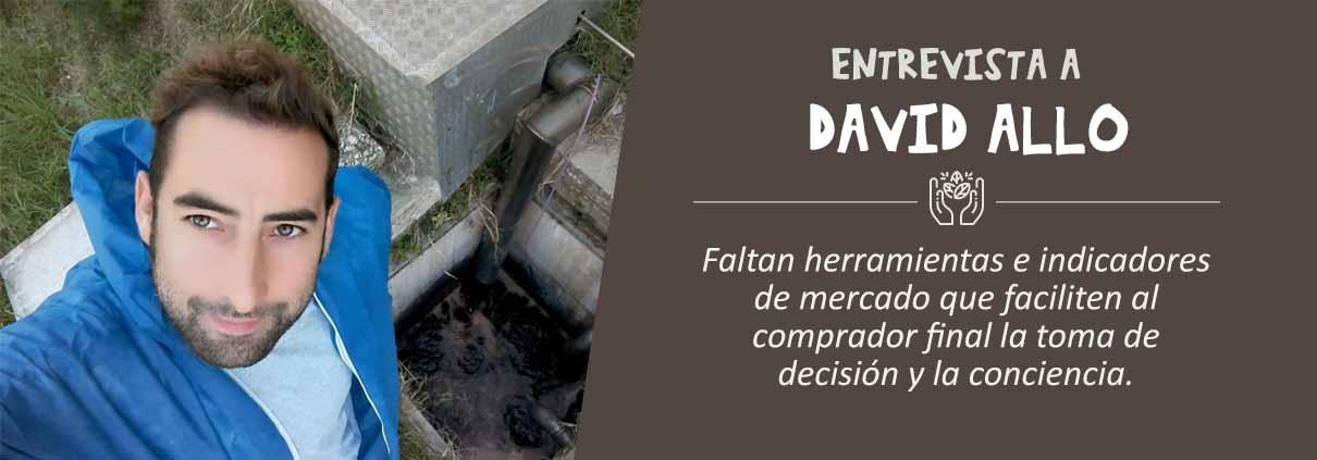 entrevista David allo