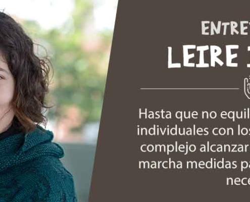 Entrevista Leire Iriarte