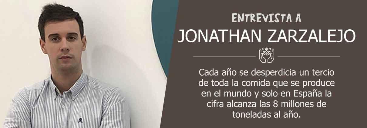 entrevista a Jonathan zarzalejo