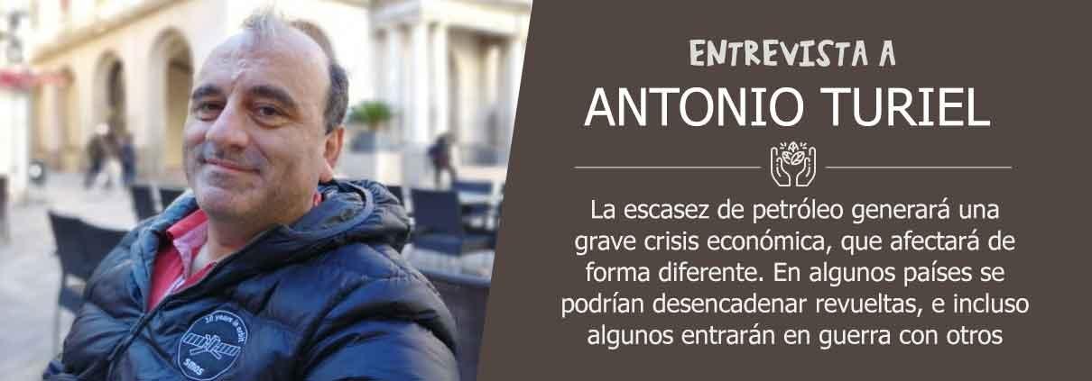 Entrevista a Antonio Turiel